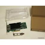 Intel 10G Dual Port RJ45 NIC Desktop PCIe Network LAN Adapter Card 10Gbe 10 Gbps
