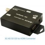 Mini SDI TO HDMI Converter 1080P 60Hz 3GB-SDI HD-SDI SD-SDI 1080p60