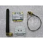Intel Wireless Mini PCI Express PCIe Card Wi-Fi Network Adapter Full Micro Kit
