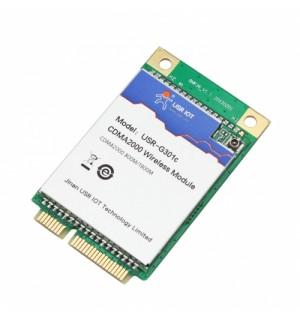 3G Module CDMA2000 1xEV-DO Revision 0 and A Network
