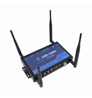 Industrial 4G Wireless Router,TD-LTE and FDD-LTE Network