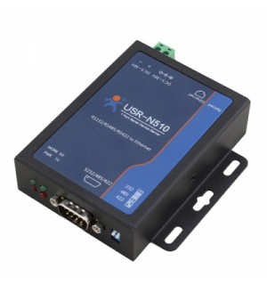 Industrial Serial Device Server, RS232/RS485/RS422 to Ethernet