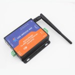 Serial RS232/ RS485 to Wifi Server with 2 Channel RJ45