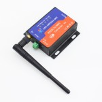 Serial RS232 to Wifi Server Converter