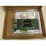 Intel Dual Port Gigabit NIC Desktop/Server PCI Express PCIe x1 LAN Card Low Profile Network Adapter