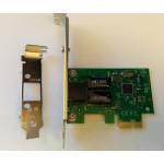 Realtek Gigabit NIC Desktop PCIe Network GbE 1000Mbps LAN Adapter Card Low Profile