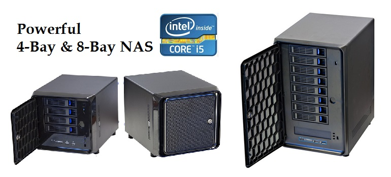 Powerful NAS Solutions